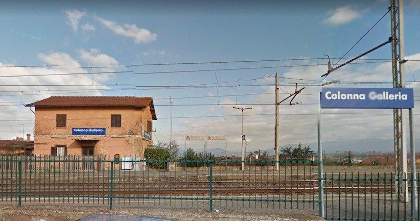 San Cesareo treni